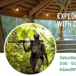 A Bloedel Islandwood Collaborative Event: Explore the World of Ants with Dr. Peter Marting
