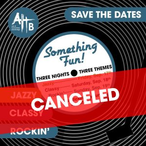 The 2021 AHB Fundraiser is canceled for the safety...