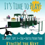 KidsUp! The Next Generation Play Celebration - It's Time to Play!
