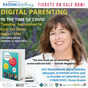 DIGITAL PARENTING IN THE TIME OF COVID
