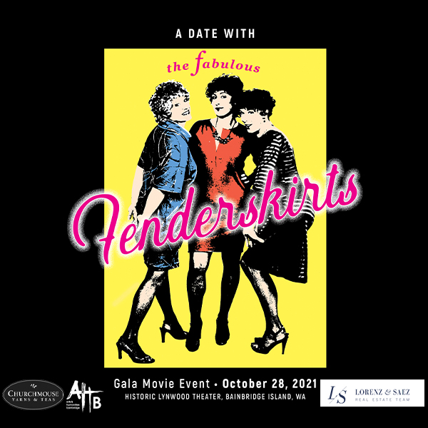 A date with the Fabulous Fenderskirts - Gala Movie...